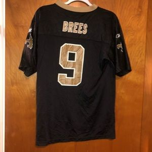 Drew brees New Orleans saints jersey youth 18/20